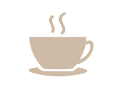 Coffee & Tea<br/>Service Icon