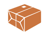 Package<br/>Lockers Icon