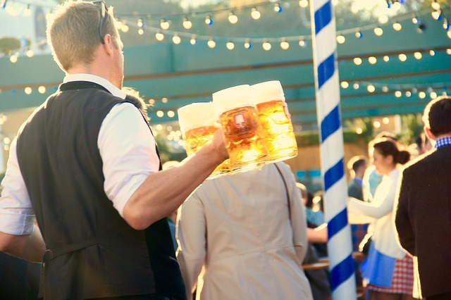 Blog Thumbnail of Raise a Pint to Summertime at the Continental Beer Garden