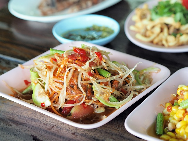 Blog Thumbnail of Have You Tried the Papaya Salad at Bandoola Bowl?