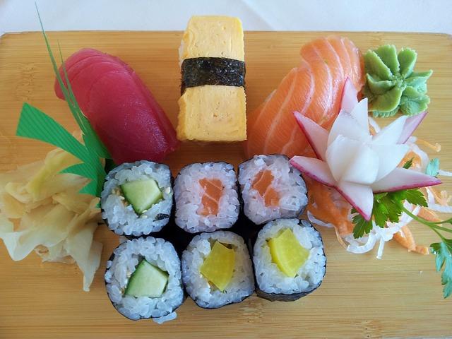 Blog Thumbnail of Enjoy an Al Fresco Meal This Summer at Sushi Rock