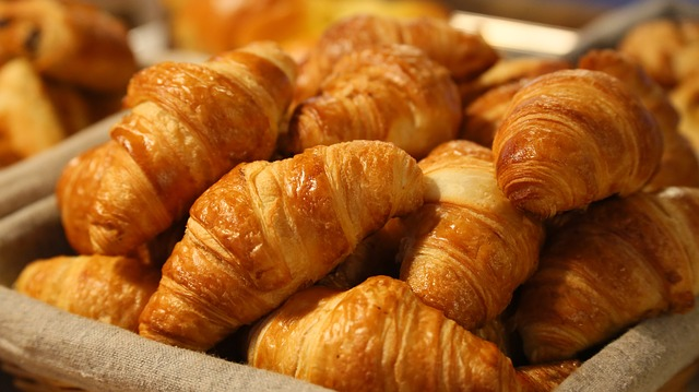 Blog Thumbnail of Don't Skip the Matcha Strawberry Croissants at Sidekick Bakery