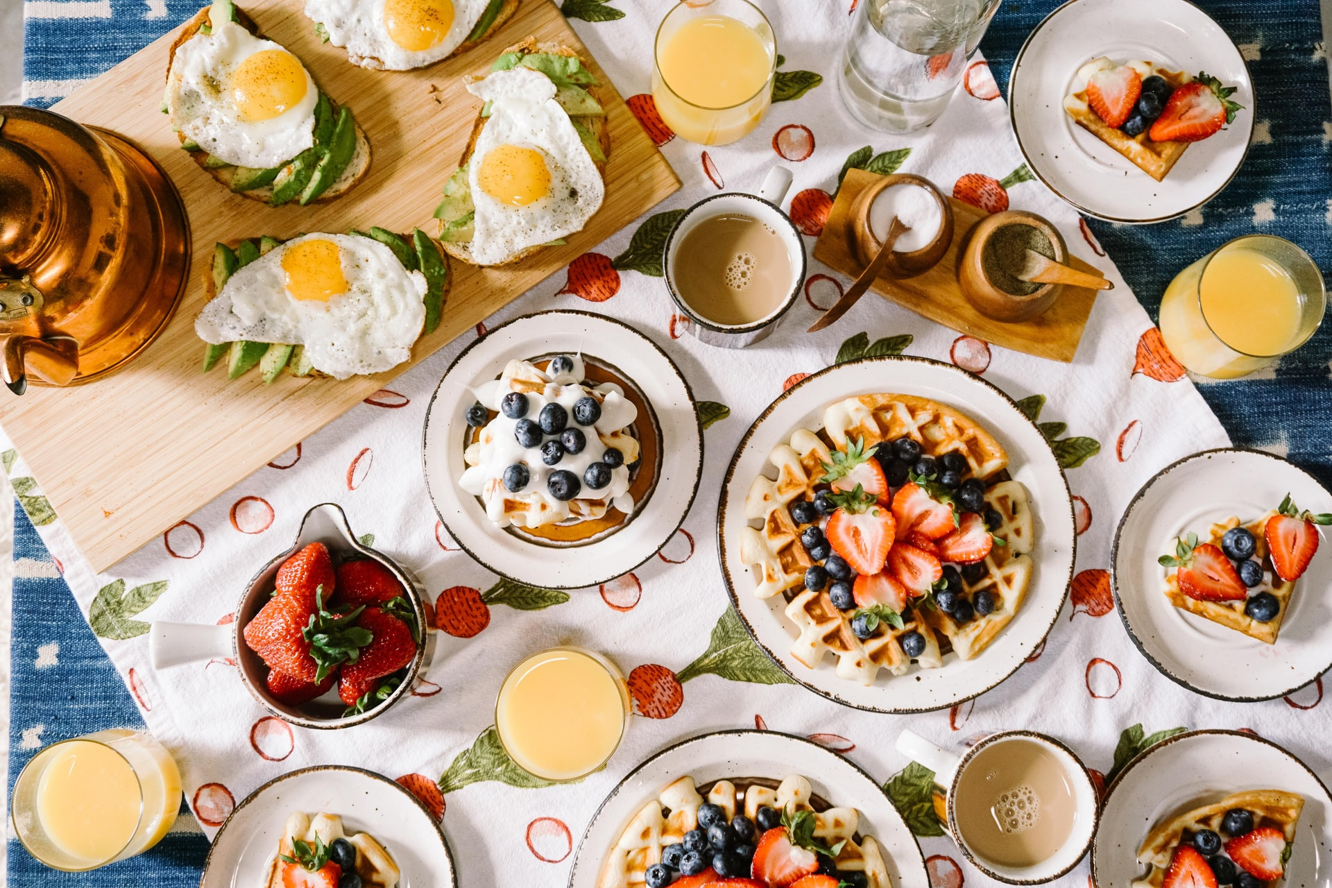 Blog Thumbnail of Unconventional Brunch Recipes to Whip Up This Father's Day